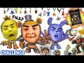 Download Video FIVE NIGHTS at FREDDY'S Blind Bag Challenge! w/ Disney Infinity Ultron, HB & The Good Dinosaur SPOT 3GP MP4 FLV