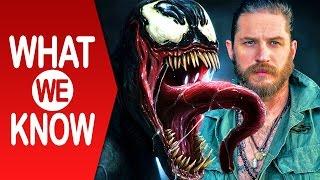 VENOM (2018) | Tom Hardy is Venom - What we know so far!