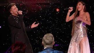 The Final: Matt Terry & Nicole Scherzinger DUET!!! Love In The Air | The X Factor UK 2016
