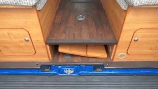 Bed Fifer Touring motorhome