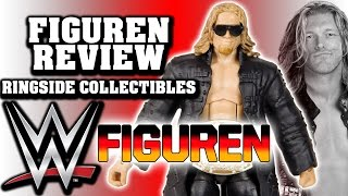 WWE Mattel EDGE Elite Serie RSC Exclusive | FIGUREN REVIEW & MEINUNG?!