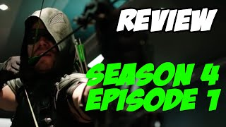 Arrow Season 4 Episode 1