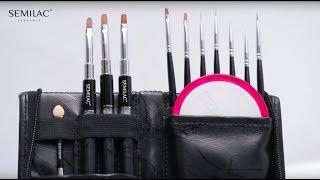 Jak wybrać idealny pędzel do nail art-u? || Semilac  Quick Edu #15