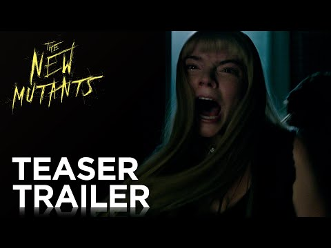 Xxx Mp4 The New Mutants Official Trailer HD 20th Century FOX 3gp Sex
