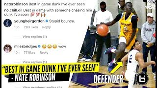 """""""Best In Game Dunk I"""