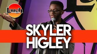 Skyler Higley | Black and Mormon | Chicago Laugh Factory