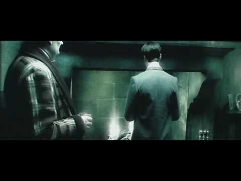 Harry Potter and Half Blood Prince Tom Riddle & Slughorn Horcrux Memory FULL SCENE HIGH QUALITY