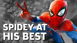Spider-Man PS4 Sees The Webslinger Back To His Best | E3 2018 Impressions