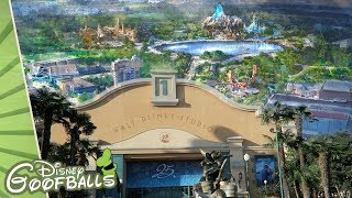 Exploring the EXPANSION PLAN at WALT DISNEY STUDIOS Park - Disneyland Paris 2018