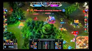 ::FINAL:: KT Bullets vs SKT T1 - OGN HOT6 LOL Champions Summer 2013