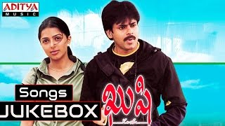 Kushi Telugu Movie Full Songs || Jukebox || Pawan Kalyan,Bhoomika