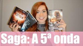 Saga:  A 5ª onda, livros e filme