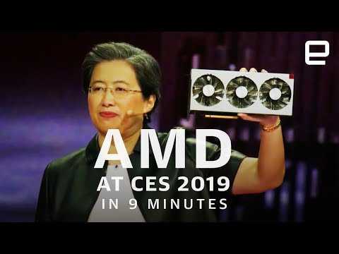 Xxx Mp4 AMD S CES 2019 Press Event In 9 Minutes Ryzen Is Here To Stay 3gp Sex