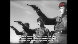 Weapons of Victory 04 - Nagant M1895 Revolver & Tokarev TT pistol (Eng subs)