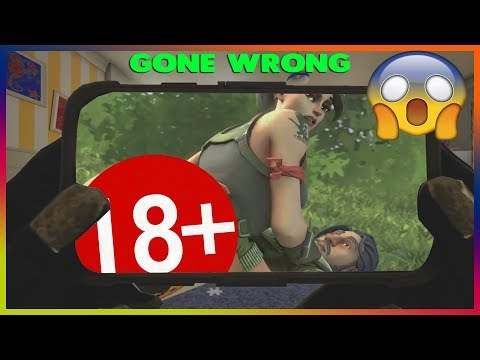 Xxx Mp4 18 FORTNITE PORN GONE WRONG 3gp Sex