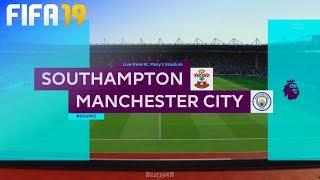 FIFA 19 - Southampton vs. Manchester City @ St. Mary