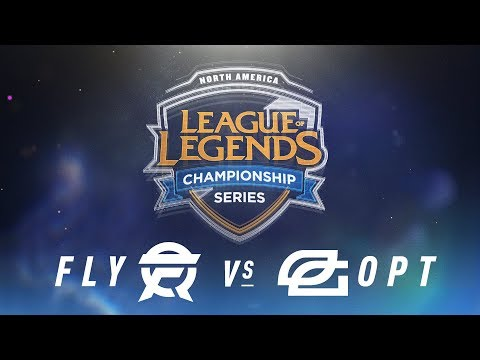 Xxx Mp4 FLY Vs OPT Week 5 Day 2 NA LCS Spring Split FlyQuest Vs OpTic Gaming 2018 3gp Sex