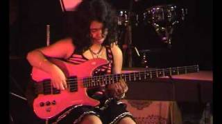 11 YEAR OLD MOHINI DEY ON BASS