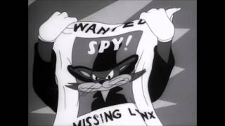 Classic Cartoons - Confusions Nutzy Spy