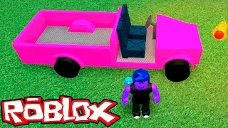 how to get a pink car in lumber tycoon 2