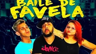 BAILE DE FAVELA _ MC JOÃO / MARQUINHOS LV Fitdance
