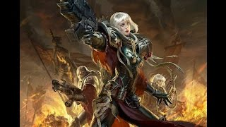 Warhammer 40000 - Soulstorm Soeurs de bataille Film Complet HD 1080P 60FPS