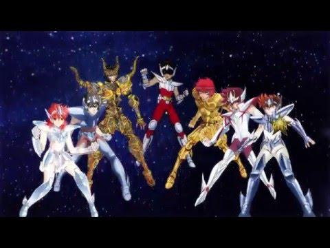 Saint Seiya All Stars - Soldier Dream (Remake)
