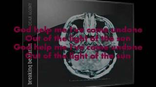 Breaking Benjamin - Give Me A Sign (Lyrics on screen)