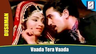 Vaada Tera Vaada - Kishore Kumar @ Dushman - Rajesh Khanna, Meena Kumari, Mumtaz