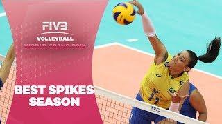 FIVB - World Grand Prix: Best Spikes of the Season