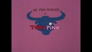 Pink Panther: TORO PINK (TV version, laugh track)