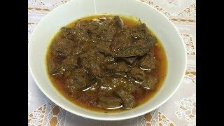গরুর কলিজা ভূনা ||| How To Make Beef Kolija Bhuna || Beef liver Curry | Bangladeshi cooking