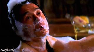 shanghai noon end funny title jackie chan