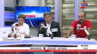 Debate: Glave (FA), Salgado (FP), Sheput (PPK) y Mulder (AP)