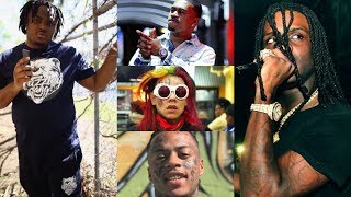 Tee Grizzley On Why He say FU*K KEEF! Bambino Gold BODY FOUND! Tekashi On RUM0RS! Boonk TAUNTS C0P
