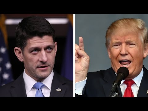 What the Trump Ryan Feud Means for the GOP s Future With All Due Respect 10 12 16