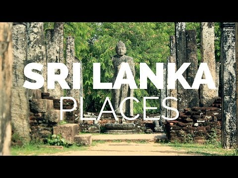 10 Best Places to Visit in Sri Lanka Travel Video
