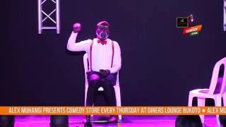 Alex Muhangi 2016 Presents Comedy Store - Jaja Bruce