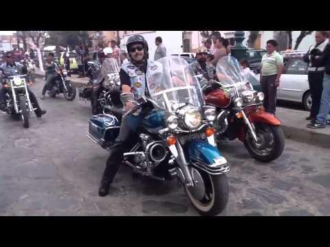 Desfile de choppers FERECA 2012