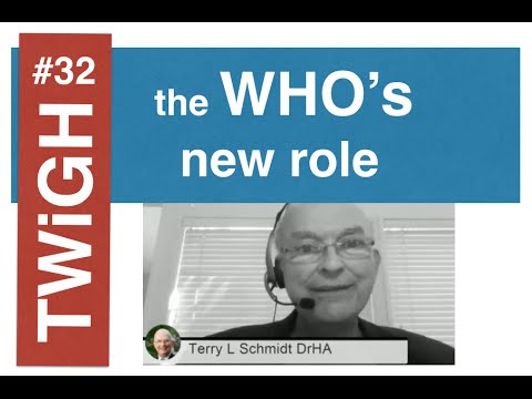 The New Role of the World Health Organization