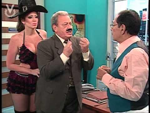 ¡A Que Te Ríes Sabrina quiere jugar a las brujas con Navarrete