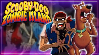 SCOOBY DOO ON ZOMBIE ISLAND 1998 Movie Review - Colton West
