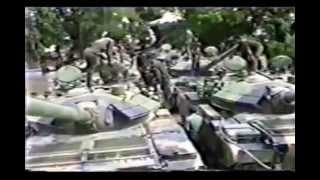 War Game in 1997 (Myanmar Armed Forces)