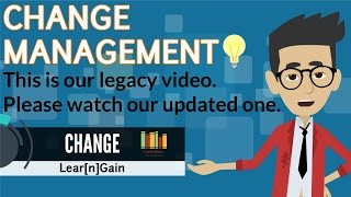 Change Management Process - Learn And Gain | Explained Using Car Battery Replacement