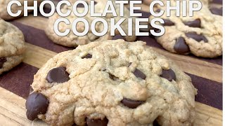 Romantic Chocolate Chip Cookies - You Suck at Cooking (episode 85)