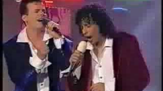 Izhar Cohen & Alon Jan - Alpayim - Kdam Eurovision 1996