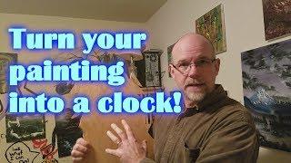 How to Create a Beautiful Wall Clock