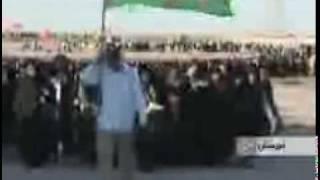 Nowruz in the Memory of Martyrs Rahian Noor Caravan نوروز به یاد شهدای