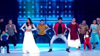 Ishaan Khattar & Janhvi Kapoor Power-Packed Performance On Zingaat On The Dance Deewane Show