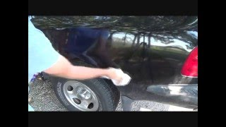 Will WD40 remove car & truck scratches?